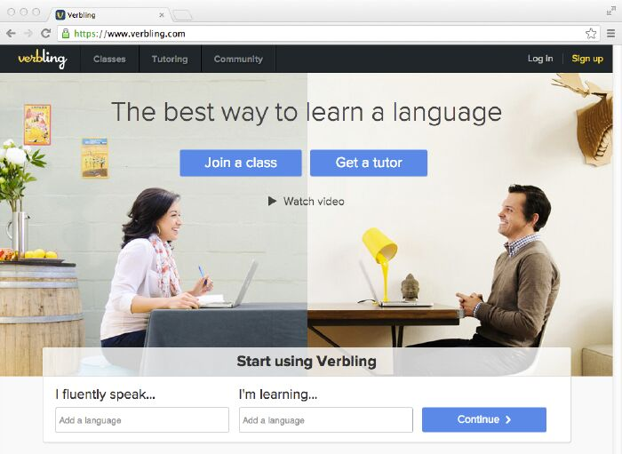 13 Website giúp tìm bạn học giao tiếp TA đáng tin cậy (Phần 1)