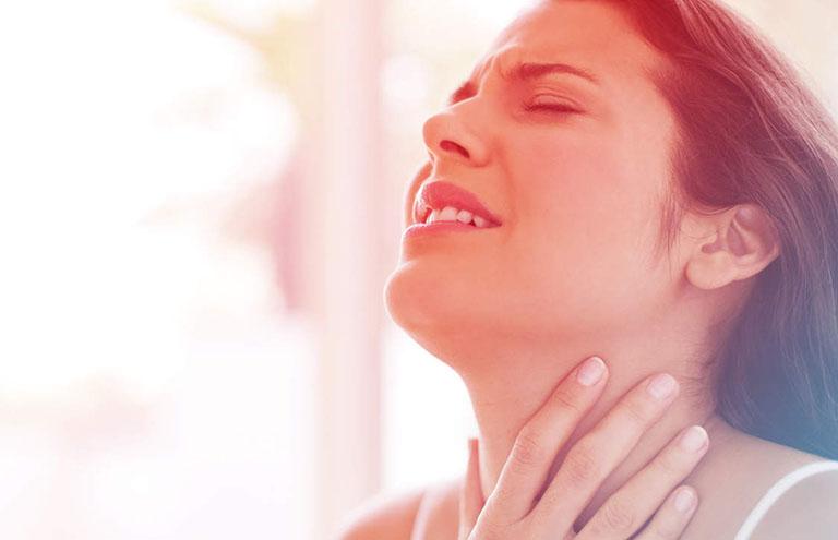 Viêm họng, đau họng trong tiếng anh có nghĩa là gì?