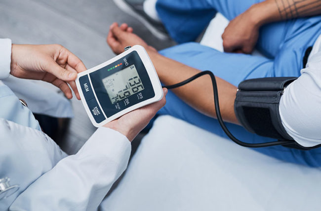 Bệnh cao huyết áp tiếng Anh là gì?